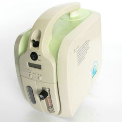 Centro de Saúde Use público 1L Concentrador de Oxigénio Portátil