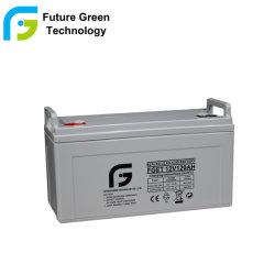 12V 120Ah seladas VRLA Bateria de gel para Telecom, Painel Solares Fotovoltaicos