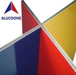 중국 최고의 가격 2m 너비 15mm 두꺼운 플라스틱 시트 ACP PE/PVDF 알루미늄 복합 패널 10mm 두께 알루미늄 플레이트