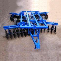 Agrarwerkzeug 1bzd-3,3 100-120HP Traktor mit Anhängefunktion 3,3m Breite 28 Scheiben Hydraulische Gegensätzliche Schwerlast-Scheibenegge