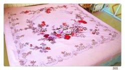 Cheap Hot Sale 333/555/777 coton polyester drap de lit d'impression