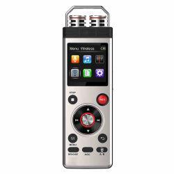 Gravador de voz digital mp3 player suporta cartão SD Max 8g 16g 32GB para Repórteres Investgators (6633)