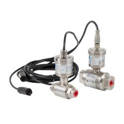 高精度なモノクリスタルケイ素のModbusの出力ガスまたは液体の差動圧力または水平な測定