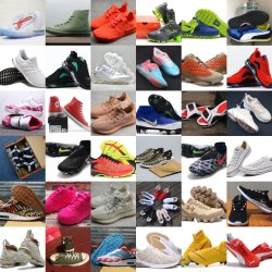 Commerce de gros Factory Outlet football basketball exécutant Putian Sneakers Chaussures Bottes