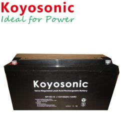 De Plomo-ácido de batería 12V 150Ah batería VRLA AGM UPS Solar SLA batería de gel de banco de baterías recargables de Litio Pack