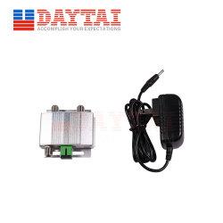 3-poorts CATV RF naar optische optische converter optische knooppuntontvanger met AGC