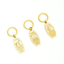 Custom Чикаго сувенирныйцепочке для ключейподарки