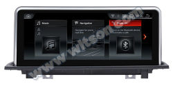 "BMW Witson 10.25 "" Android 9.0 Большой экран Car DVD для BMW X1 F48 2018"