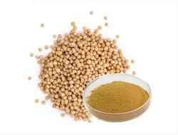 El extracto de semilla de mostaza Sinapis alba L.