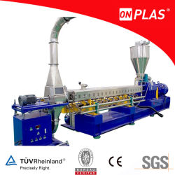 De plastic TweelingMachine van de Extruder van de Schroef voor de Plastieken van de Kleur/van de Vuller/van de Techniek