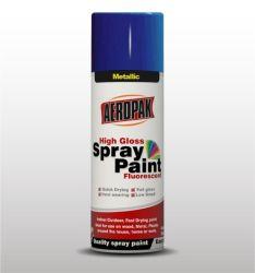 Aeropak metallischer Effekt-Spray-Lack 400ml