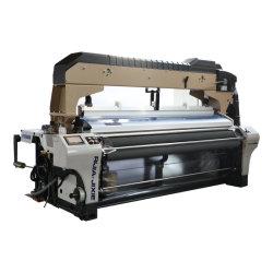 明白なファイバーの織物のウォータージェット織機か機械を編む費用Effictiveポリエステル