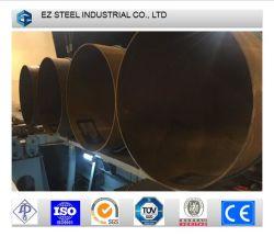 3m großes Stahlanhäufung-Rohr des Durchmesser-SSAW/Röhrenrohr/Baumaterial/Wasser-Rohr
