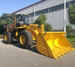 Nuevo modelo Heli 5t, 3,0 m3 de maquinaria de construcción agrícola delantero reforzado mini cargadora de ruedas ZL50eii