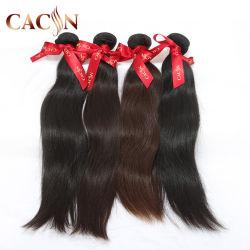 Verdadeiro 100% Chinês Reta Bruto cutícula moça virgem alinhados de cabelo humano