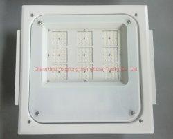 IP65 ETL Светодиодный прожектор на автозаправочной станции АЗС области навес лампа 100 Вт