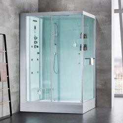 Главная ванная комната для использования внутри помещений санитарных продовольственный Сауна баня