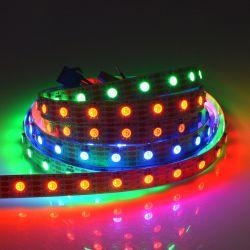 Водонепроницаемый полноцветный светодиодный RGB Pixel/Pixel HD107соединения жгутов проводов s 12мм Рождество Pixel LED