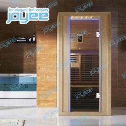 Joyee Aangepaste Grootte Één Zaal van de Sauna van de Persoon de Mini Infrarode