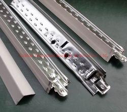 Acoustic False Plafondaccessoires voor het vervagen van de kanaalprijs/ T-rooster