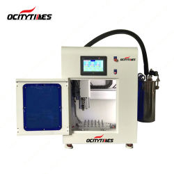 F5 ocitytimes Automatische Hemp/THC oliecartridge vullen en afdekken machine