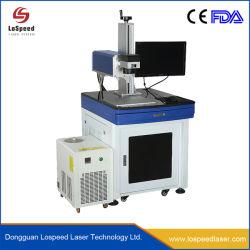 Высокое качество Lospeed популярные пластиковые УФ лазерные системы маркировки