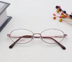 La FDA certificada de la memoria de alta calidad óptica de titanio fotogramas/Gafas Anteojos/Espectáculo