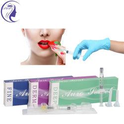 Private Label Anti Wrinkle Anti Envejecimiento de la Pura Cara de ácido hialurónico para la piel