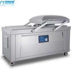 중국제 자동적인 밀봉 기계 부대 고기 음식 두 배 약실 진공 봉인자 (AV-600-2S/AV-800-2S/AV-800-2SQ)