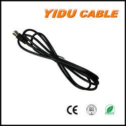 Koaxialkabel Syv 75, 5c2V, 3c-2V, Rg59, Rg6u Fernsehapparat-Verbinder Cable/2.5c2V, Minikabel 1.5c2V