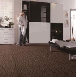 Moonlight Corte impresos en 3D y bucle montón de rollo alfombras de pared a pared de la alfombra de lana de nylon Hotel comercial Office Hogar suelo alfombrado de la alfombra interior