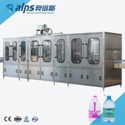 Caixa 5L Grandes garrafas descartáveis de PET de enchimento de água da máquina de embalagem