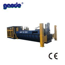 Escarpe Gaode hydraulique automatique métal Voiture de ramasseuse-presse