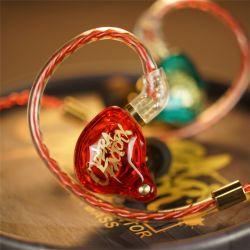Audio de diamants1 Super Bass Bass DJ casque écouteur embout 2axe 3,5 mm pour écouteurs hi-fi dans l'oreille de l'écouteur Lecteur dynamique