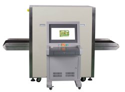 Abnm-7555 het Systeem van de Inspectie van de Scanner van de Bagage van de röntgenstraal