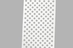Hoge Precisie 5mm de Rol van het Aluminium van Gaten voor Pijpen PPR