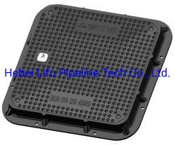 SMC estanco de alta calidad impermeable de Plaza de la FRP compuesto de tapa de registro