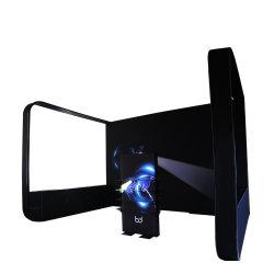 10X10FT pequeno visor representa para a cabine de exposições de alumínio