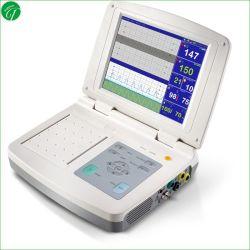 10,4 pouces moniteur foetal multiparamètres Mars K CTG Surveillance médicale