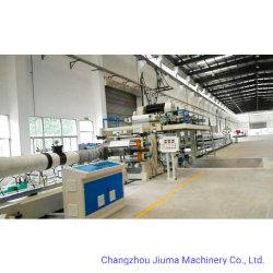 Duas linhas de produção de painel composto de alumínio