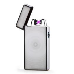 Doppelter Impuls USB-schönes elektronisches Feuerzeug des Lichtbogen-2019, umweltfreundliches Lichtbogen-Feuerzeug/Doppelx-Feuerzeug
