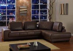 С мебелью светлого цвета и кожаные заседание Зал для приема Office диван