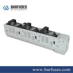Operación 3 Fusibles NH desconector de interruptor para el diseño vertical de cuadros