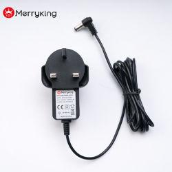 Рынка Великобритании BS 3 Контакт коммутации адаптер питания 5V 3A AC адаптер переменного тока с 100-240 В переменного тока 50/60 Гц