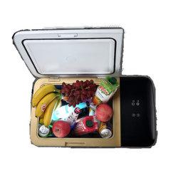 Affichage numérique réfrigérateur portable Mini frigo de voiture
