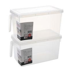 Ménage en plastique Case Fridgerator conteneur de stockage de l'organiseur