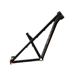 26/27.5er 알루미늄 흙먼지 점프 4X BMX Hardtail Mountain Bike Frame