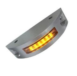 LED-reflektierende Straßen-Markierungs-Aluminiumsolarstraßen-Stift