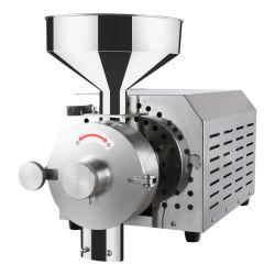 En acier inoxydable de la farine de maïs de petite usine de broyage Machine/accueil Utiliser le grain de la machine de meulage