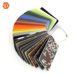 Farbige Epoxidglasfaserplatte G10 zur Herstellung Eines G10-Griffs